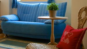 Sofa Ferienwohnung Alpenblick