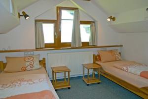 Kinderschlafzimmer Ferienwohnung Hochgratblick