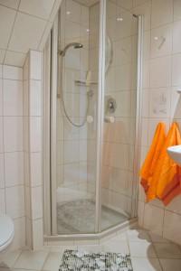 Dusche Ferienwohnung Jugetblick