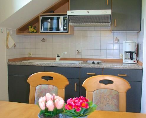 Küche Hochgratblick