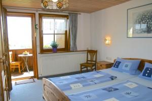 Wohnen-Schlafen Ferienwohnung Jugetblick