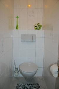 WC Ferienwohnung Jugetblick